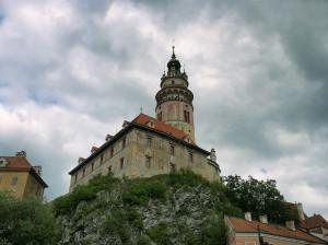 Замок Крумау